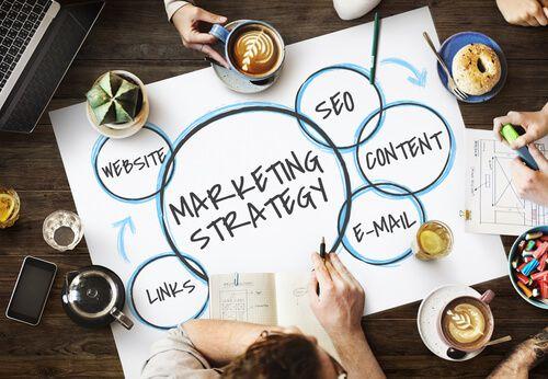 direction marketing de transition ou à temps partagé
